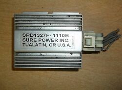 Sure Power SPD1327F 1110B Low Voltage Disconnect *FREE SHIPPING* $49.99