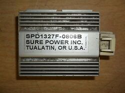 Sure Power SPD1327F 0806B Low Voltage Disconnect *FREE SHIPPING* $49.99