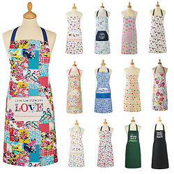 Aprons Chefs Kitchen Vintage Novelty For Cooking Funny Mens Ladies Womens BBQ GBP 9.99