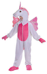 Childrens Unicorn Fancy Dress Costume 128Cm Fairy Tale Fantasy Animal Outfit New