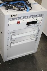 EADS FINAL ASSY STRESS WITH KEITHLEY 2602A & 2 RACAL INSTRUMENTS 1830 SOURCE