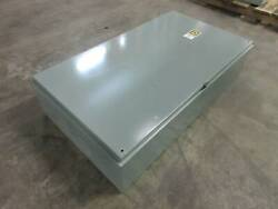New Square D Type 1 Enclosure for Lighting Contactor 39
