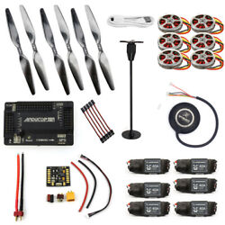 RC HexaCopter Six axis ARF Electronic:GPS APM Flight Control Motor ESC F05423 I $254.88