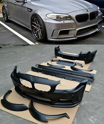 WIDE BODYKIT for BMW F10 M5 5 series (HM-style )