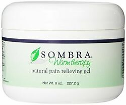 Sombra Warm Therapy Natural Pain Relieving Gel - 8oz $15.89
