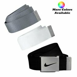 Nike Golf Men#x27;s 3 in 1 Web Pack Belts One Size Fits Most Select Colors $16.99