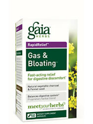 Gaia Herbs Gas amp; Bloating 50 caps $19.46