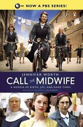 Call the Midwife A Memoir paperback by Jennifer Worth FREE SHIPPING paperback