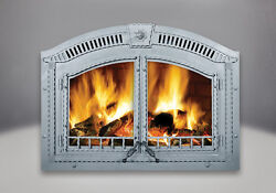 NAPOLEON NZ6000 HIGH COUNTRY WOOD FIREPLACE WROUGHT IRON PACKAGE w NZ64 BLOWER!