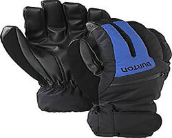 Burton Men Gore Tex Under Gloves S True Black Mascot Bog $35.00