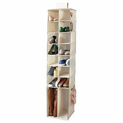 Real Simple Shoe and Boot Hanging organizer
