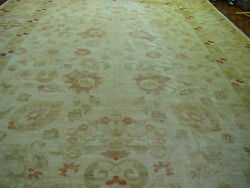 Vegetable Dye Palace Size Sultanabad Design Rug 19ft 3 inches x 13ft 9 inches