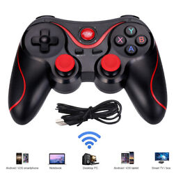 2x Wireless Bluetooth Game Controller Pad For Sony PS3 Playstation 3 Black $22.99