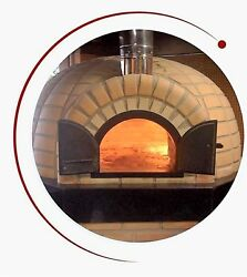 Gas  wood fired pizza oven - Commercial
