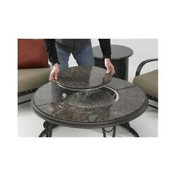 Outdoor Fire Bowl Patio Heaters Fireplace PropaneLP Gas Furniture Burner Deck