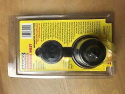 Marinco Onboard Charger Inlet - 15A 125V Made in the USA