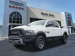 2016 Ram 1500 Rebel Bright White Clear Coat Ram 1500 with 6717 Miles available now!