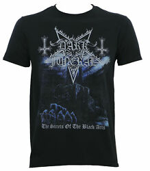 Authentic DARK FUNERAL The Secret of The Black Arts Slim-Fit T-Shirt S-2XL NEW
