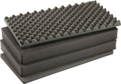 Pelican 1525 Air replacement foam set. Upgraded 4 piece set. $39.00