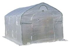 Flowerhouse FHFH8915XL 8' X 9' X 15' Easy Pop Up FarmHouse® Greenhouse