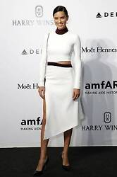 NEW MUGLER RUNWAY SEXY CUTOUT WHITE DRESS GOWN CELEBRITY FAVORITE