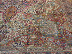 tehran antique palace rug circa 1890s Iran  15x25 make offer