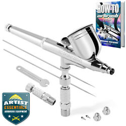 Dual Action Airbrush Kit with 3 Tips $24.99