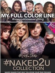 NEW GUY TANG #mydentity HAIR COLOR( DIRECT DYEDEMIPERMANENTBOOSTERS)FULL LINE