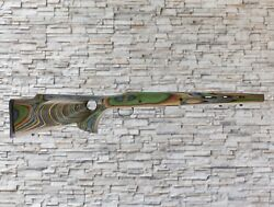 Boyds Featherweight Wood Stock Camo for Savage AXIS Short Action Tapered Barrel $178.99