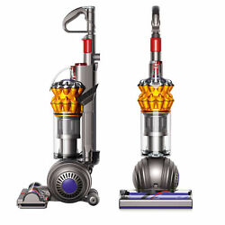 Dyson Small Ball Multi Floor Upright Vacuum  Yellow  Refurbished
