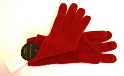 Charter Club Women's Luxury Cashmere Cable Knit Gloves 1 One Size