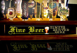 COLOR LED+ BLUETOOTH CONTROL BEER TAP HANDLE DISPLAY