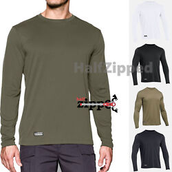 Under Armour UA TECH TACTICAL T Shirt Men#x27;s 1248196 LONG SLEEVE Shirt $26.93