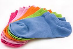 women socks low variety color very thin $1.00