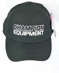 Imperial Baseball Cap Champion Equipment Scotchguard 100% Polyester NWT $14.99