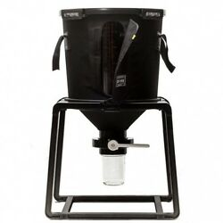 The Catalyst Fermentation System 6.5 Gallon Insulated Canvas Conical Tank Cover