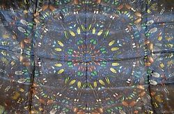 ALEXANDER MCQUEEN X DAMIEN HIRST Capaneus Silk Scarf NWT VERY RARE-SOLD OUT