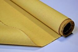 Gold Wheat Comfort Twill Fabric Nomex ® Aramid Kevlar ® 61quot;W Fire Retardant $12.95