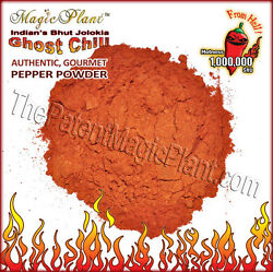 Ghost Pepper Powder 1lb  Super Hot  Ghost Chili - Quality Guaranteed!!!  $39.95