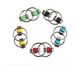 Fidget Toy Bike Chain ADHD EDC Focus Anti Stress Works Adults Idle Hands Autism $2.99