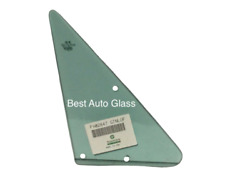 84-93 Volkswagen CabrioletRabbi 2DR Convertible Front Right Vent  Window Glass
