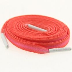 $6 Starks Laces - Fade To Red Shoelaces shoestrings 0040-45Inch-1S