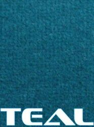 Outdoor Marine Boat Carpet - 20oz - 8.5' x 30' - Color: TEAL