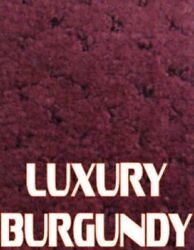 Outdoor Marine Boat Carpet - 24 oz - 8.5' x 30' - Color: LUXURY BURGUNDY
