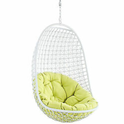 Jacobsen Style Encounter Rattan Outdoor Patio Swing Chair Suspension Series