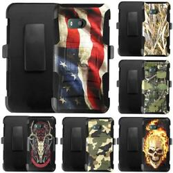 Armatus Gear Tactical Holster Case Combo for HTC U11