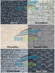 2004-2007 Sea Ray 270 Sundeck 4-Piece Carpet Replacement Set