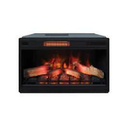 Classic Flame 33″ 3D Electric Fireplace Insert 33II042FGL