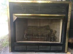 Large Propane Fireplace