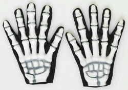 Skeleton Gloves Costume Accessory $7.99